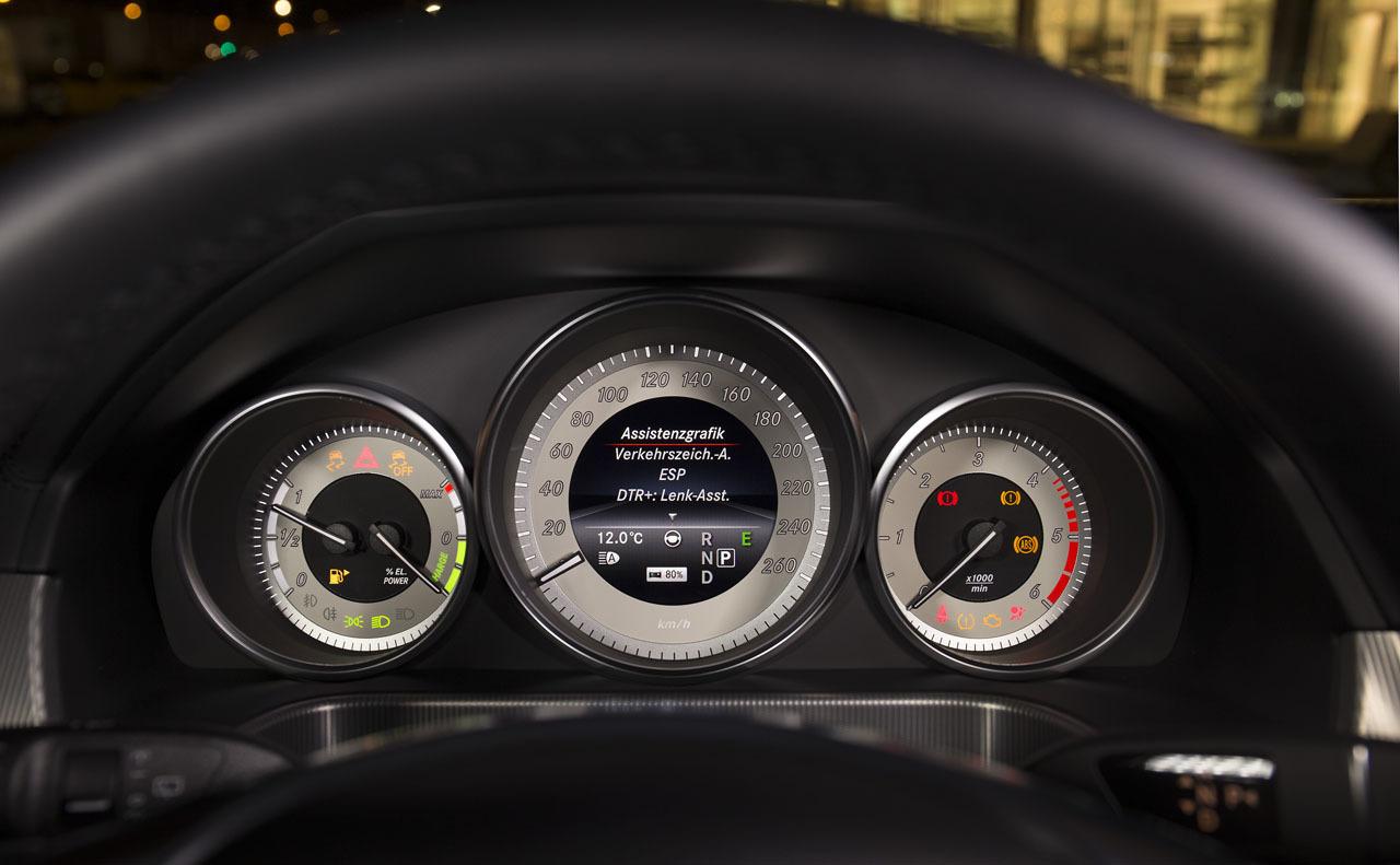 Foto de Mercedes-Benz Clase E 2013 (presentación) (34/48)