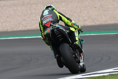 Rossi Silverstone Motogp 2021