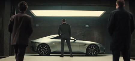 ¡Prohibido babear! Admira al Aston Martin DB10 en el tráiler definitivo de Spectre