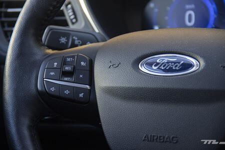 Ford Escape Titanium Prueba Opiniones Mexico 32