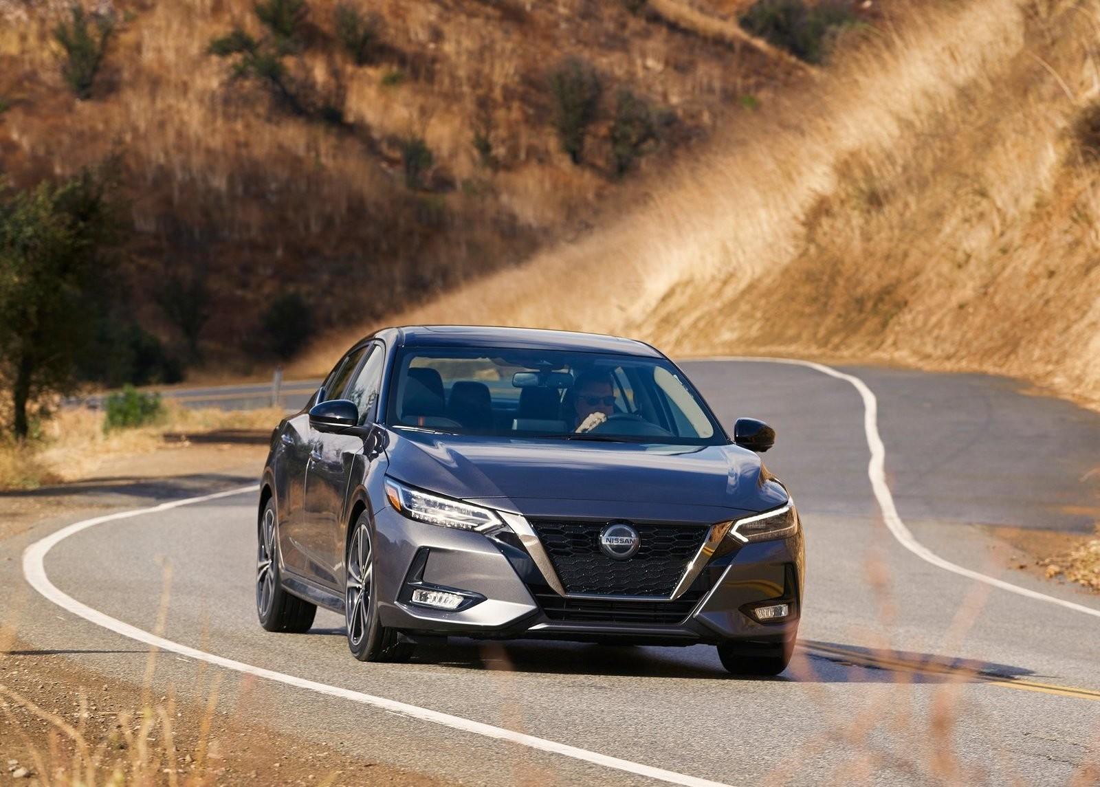 Foto de Nissan Sentra 2020 (6/15)