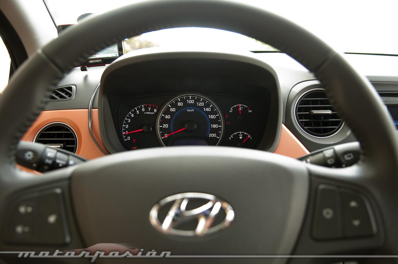 Foto de Hyundai i10 2013 (presentación) (20/28)
