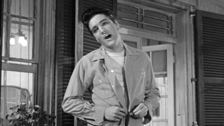 Elvis Presley El Rey Del Rock And Roll