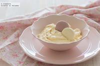 Cómo hacer crema de mantequilla especial para relleno de macarons. Receta