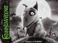 'Frankenweenie', de Tim Burton, la película