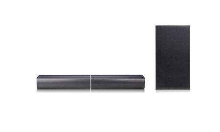 LG SJ7, una barra de sonido muy especial al mejor precio en Mediamarkt: 359 euros