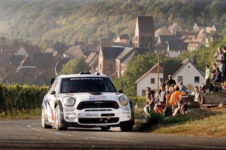 Pierre Campana quiere disputar más pruebas del WRC en 2012