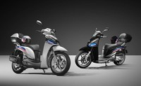 Honda SH300i Blauer HT Limited Edition, sólo 500 unidades