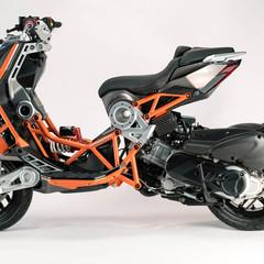 Foto 6 de 12 de la galería italjet-dragster-2020 en Motorpasion Moto