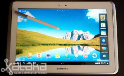 Samsung Galaxy Note 10.1, análisis