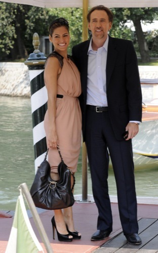 Foto de Los primeros looks del Festival de Venecia 2009 (3/12)