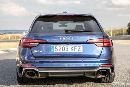 Audi RS4 2018 trasera