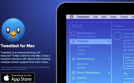 El nuevo Tweetbot 3 para macOS da esperanzas al ecosistema de aplicaciones de terceros