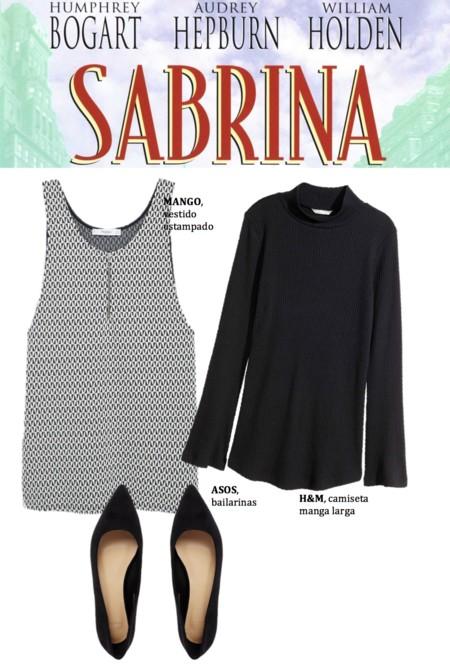 Sabrina Look