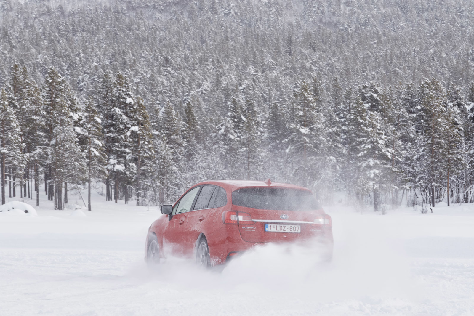 Foto de Subaru Snow Drive 2016 (45/137)
