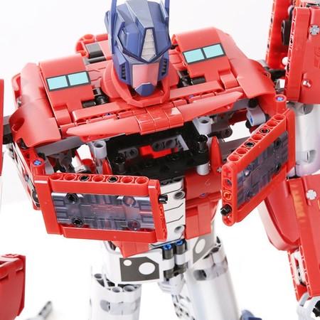 Xiaomi Hasbro Transformer Optimus Prime 7