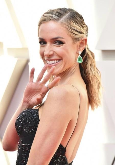 Premios Oscar 2019: Kristin Cavallari saca todas las horquillas y triunfa en la alfombra roja