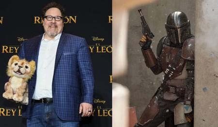 Jon Favreau revela que hay un plano real en 'El rey león' y el consejo de George Lucas para 'The Mandalorian'