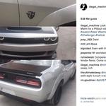 ¡Uno, do', tres, cuatro! El Dodge Challenger SRT Demon, filtrado desde el próximo videoclip de Pitbull
