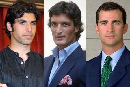 Los hombres más elegantes de España según Hola!
