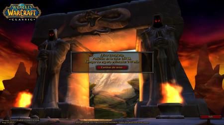 """""""No vamos a abrir docenas y docenas de servidores"""". El director de World of Warcraft Classic habla sobre las colas y esperas de WoW"""