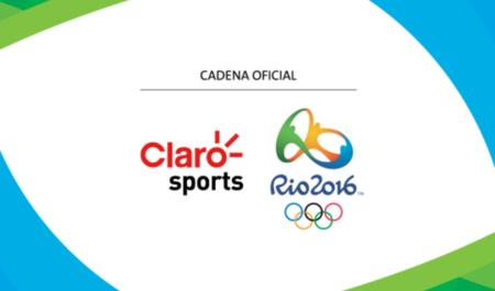 Claro Sports: Rio 2016, esta es la app con la que podrás seguir los Juegos Olímpicos