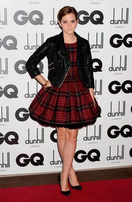 Pues va a ser que ni cincuenta ni cuarenta sombras para Emma Watson