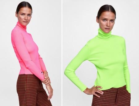 Clon Balenciaga Fluor Zara 2018