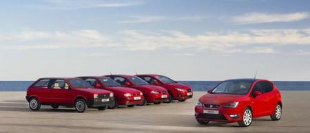 El SEAT Ibiza está a punto de cumplir 30 años