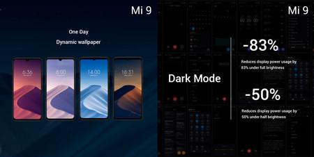 Xiaomi Mi 9 Software