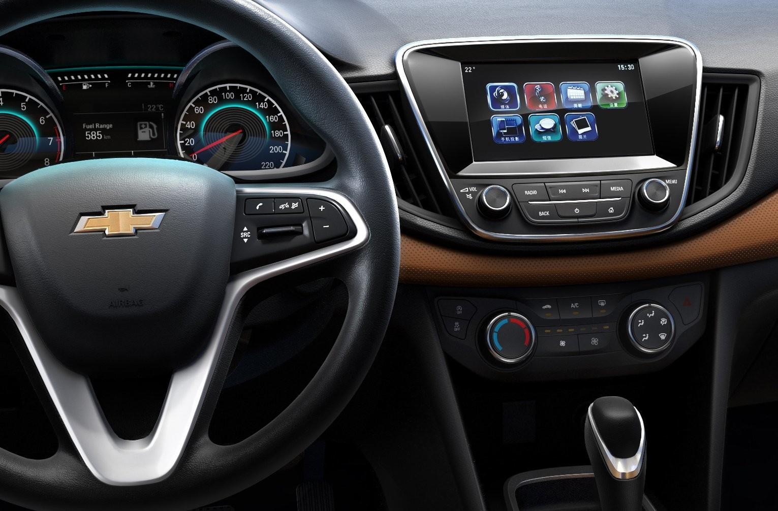 Foto de Chevrolet Cavalier 2018 (13/14)