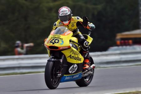 Alex Rins Moto2 Gp Republica Checa 2016