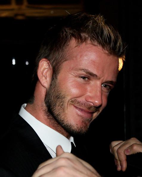 Foto de David Beckham con el nuevo tupé: trucos para ocultar las entradas y la caída del pelo (7/19)