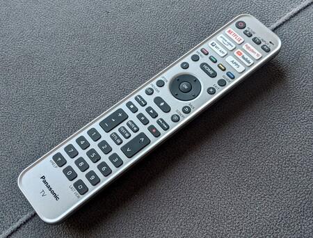 Mando Panasonic Jz2000
