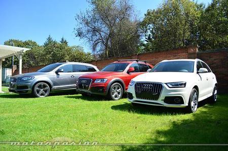 Audi en la Gala Internacional del Automóvil 2013