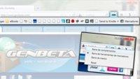 Buttonizer oculta barras de herramientas de Firefox en un botón