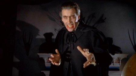 Vampiros de verdad | 'Drácula' de Terence Fisher