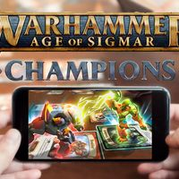 Warhammer Age of Sigmar Champions: así es el juego de realidad aumentada que preparan Games Workshop y PlayFusion