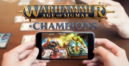 Warhammer Age of Sigmar Champions: así es el nuevo juego de realidad aumentada de Games Workshop