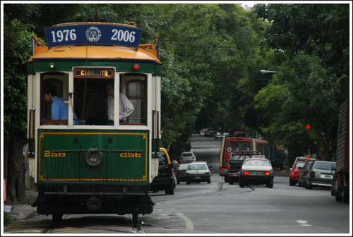 Paseo gratuito por Buenos Aires en tranvía