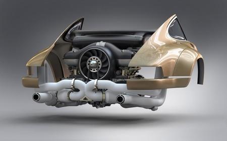 El cóctel definitivo: Singer, Williams y Mezger desarrollarán un nuevo motor bóxer
