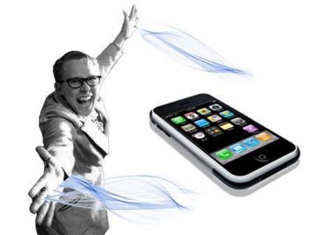 MagiTact, controlando el móvil sin ni siquiera tocarlo
