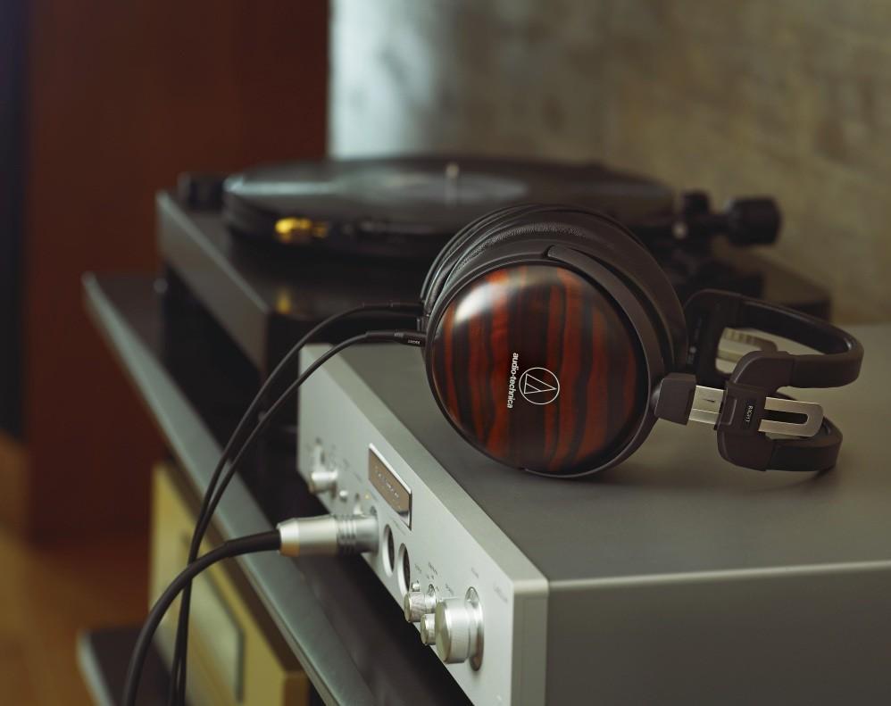 Audio-Technica muestra su línea de auriculares HiFi más