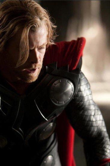 'Thor', primera imagen de Chris Hemsworth