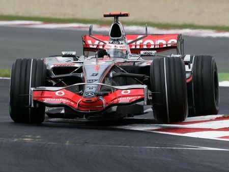 Alonso Francia F1 2007