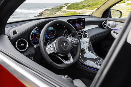 Mercedes Benz Glc 2020 Interior 3