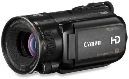 Canon Vixia HF S11, una FullHD con almacenamiento flash interno y tarjetas SDHC