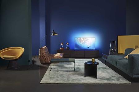 Philips anuncia sus nuevos televisores OLED 4K: llegarán con sonido Dolby Atmos, procesador basado en IA y tecnología Ambilight