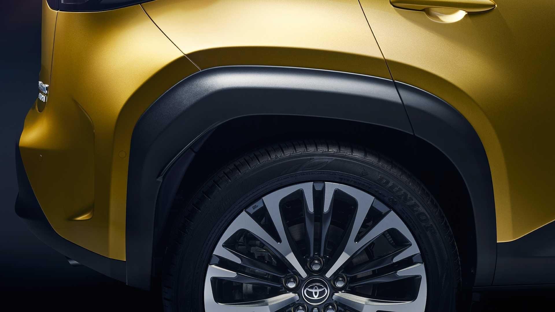 Foto de Toyota Yaris Cross (13/18)