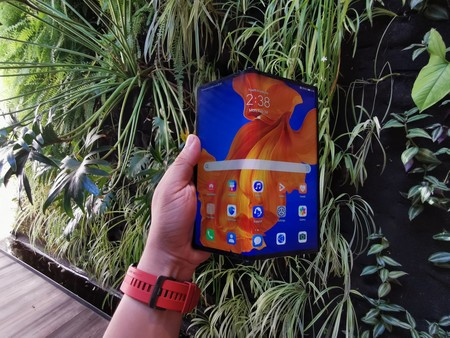 Huawei Mate Xs Mexico Actualizacion Emui 10 1